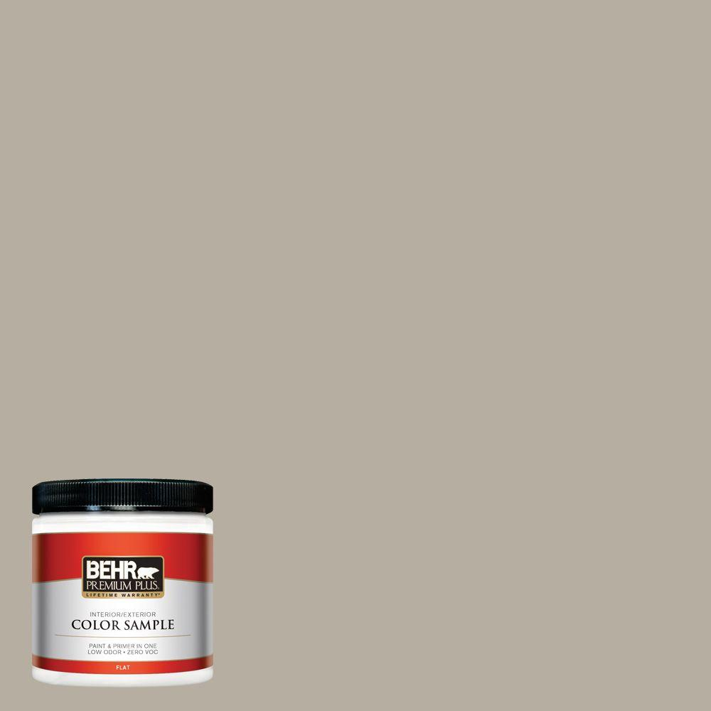 4 Camping Behr Premium Plus 8 Oz N320 4 Camping Tent Flat Interior Exterior Paint And Primer In One Sample