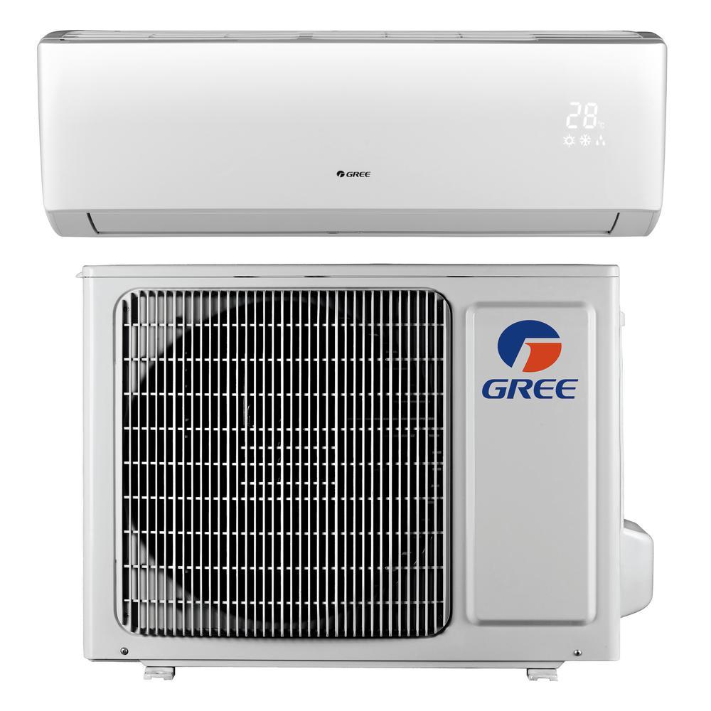 Ramsond 12,000 BTU 1+ Ton Ductless Mini Split Air Conditioner and