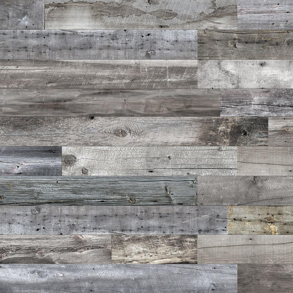 Enkor Barnwood Collection 3 8 In X 6 In X 64 In Mountain Music Engineered Wood Interior Accent Wall Panel 8 Box 129201 The Home Depot