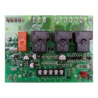 5-1/2 in. Lennox Furnace Control Board-ICM289 - The Home Depot