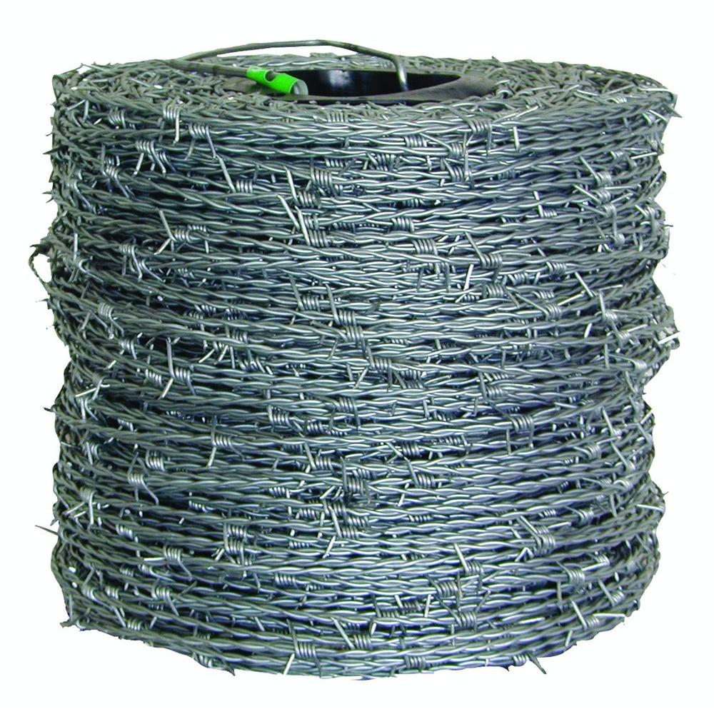 Wire Fencing Farmgard 1 320 Ft 15 1 2 Gauge 4 Point High Tensile Cl3 Barbed Wire