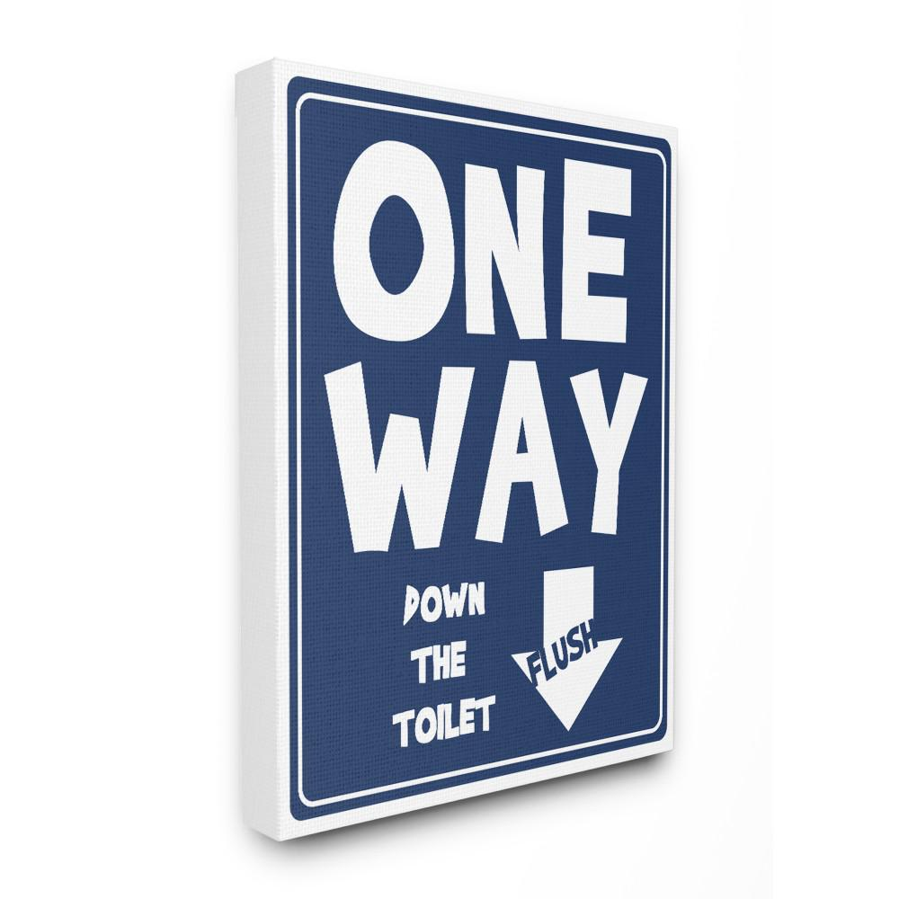 Toilet Wall Art The Stupell Home Decor Collection 30 In X 40 In