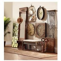 Home Decorators Collection Baroness 71 in. Iron/Wood Wall ...