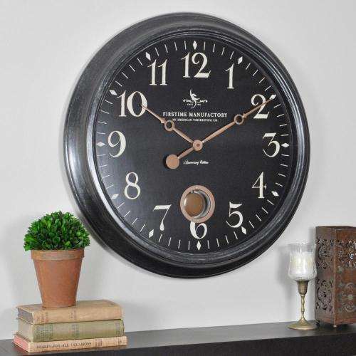 Medium Of Star Shaped Wall Clocks