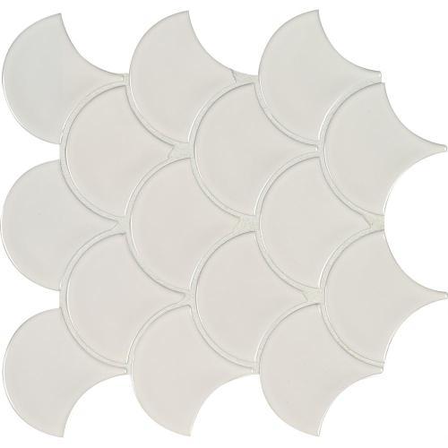 Medium Of Fish Scale Tile