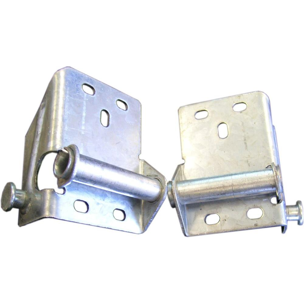 Garage Door Parts Seattle Ideal Security Right And Left Bottom Brackets