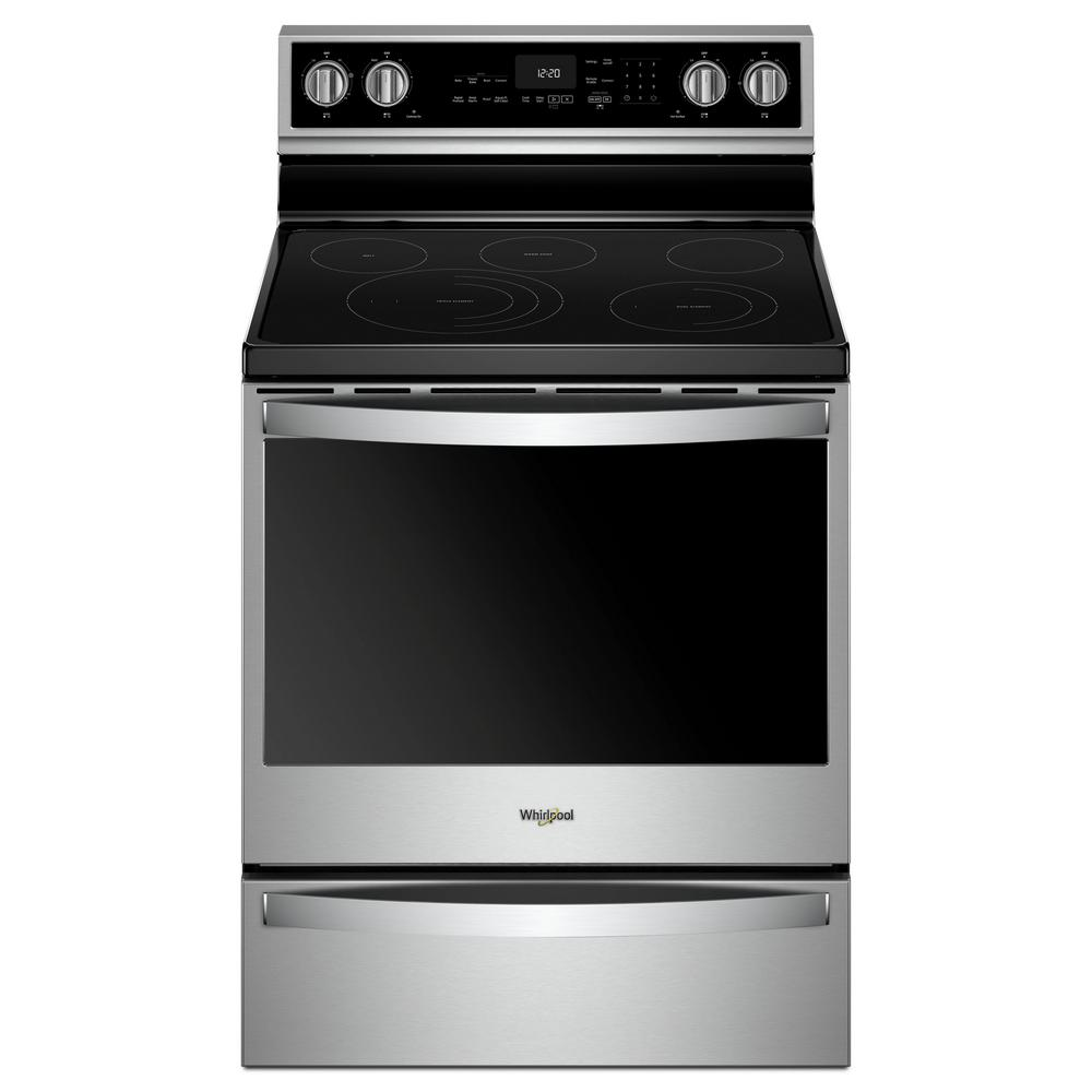 Oven Whirlpool Whirlpool 30 In. 6.4 Cu. Ft. Electric Range With Self