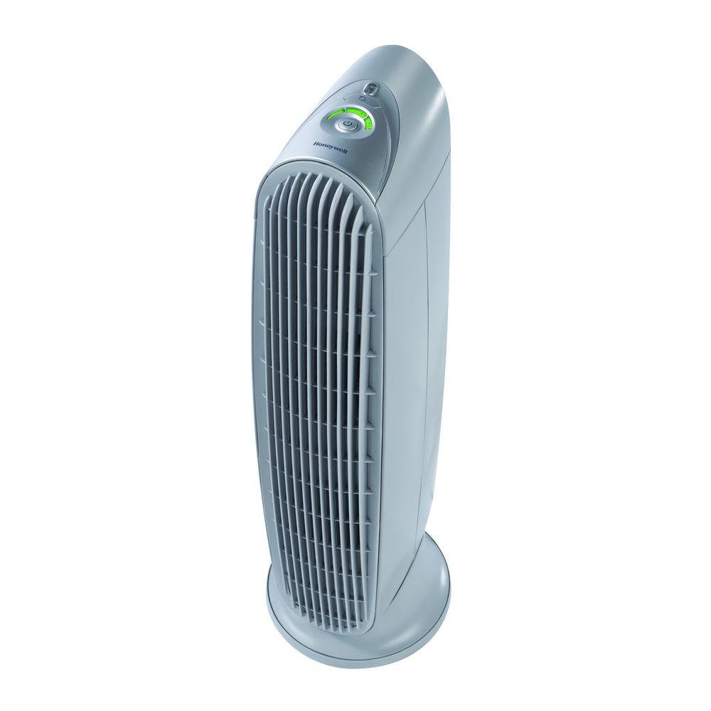 Honeywell Air Cleaner Filter Honeywell Quietclean Air Purifier-hd123ghdv2 - The Home Depot