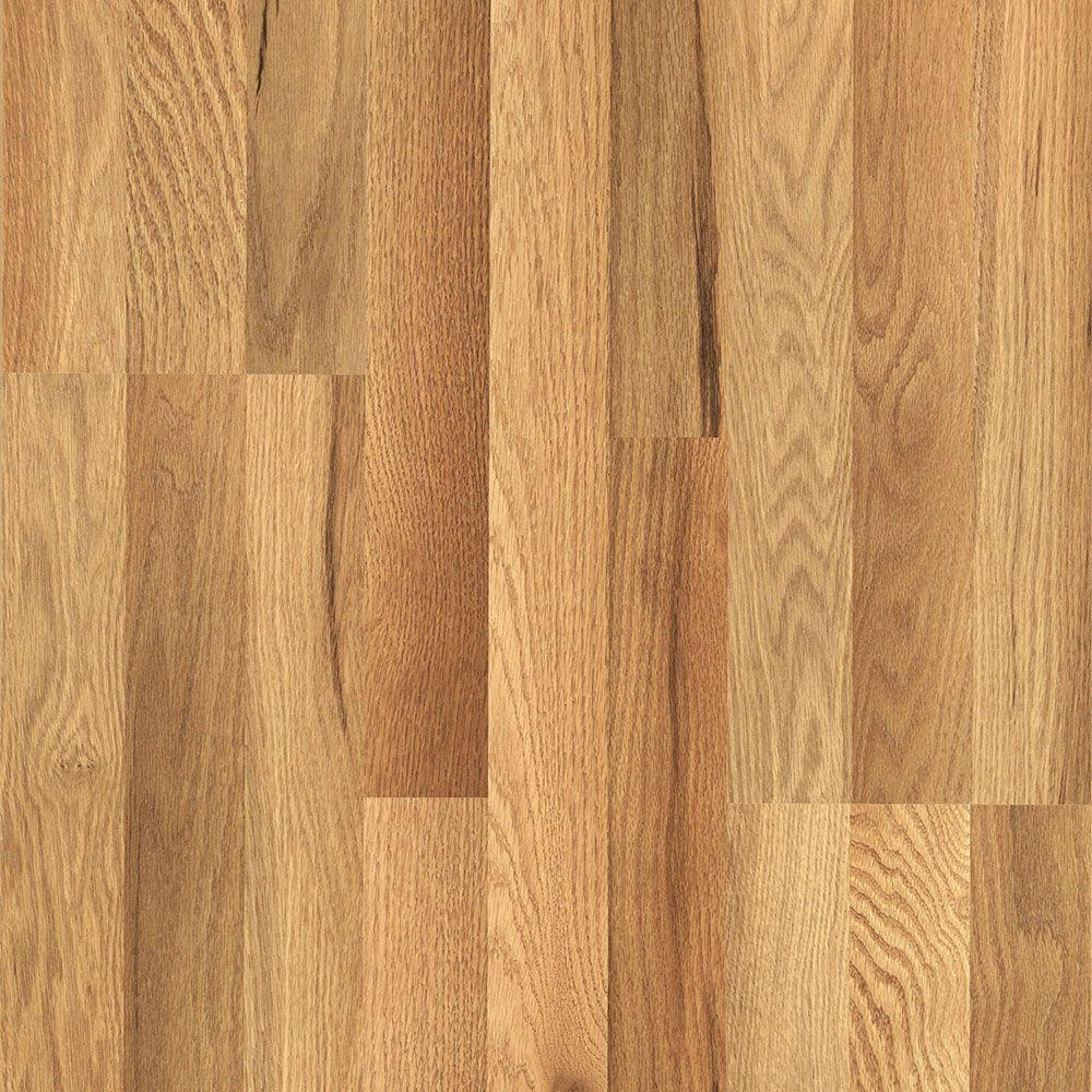 8 Mm Pergo Xp Haley Oak 8 Mm Thick X 7 1 2 In Wide X 47 1 4 In Length Laminate Flooring 19 63 Sq Ft Case