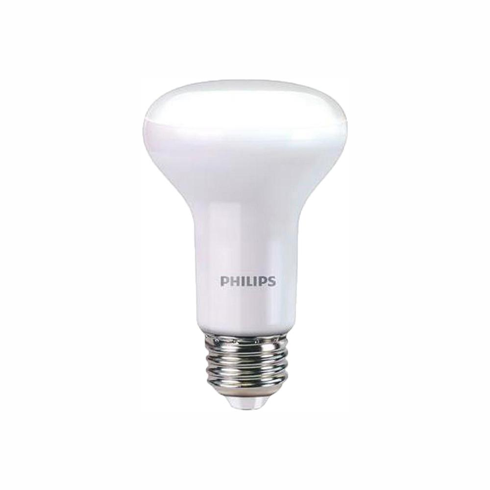 Dimmbare Led Spots Philips 45 Watt Equivalent R20 Dimmable Led Energy Star Light Bulb Soft White With Warm Glow Light Effect