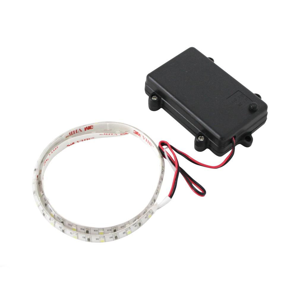 Led Light Strips At Home Depot T H Marine Led Flex Light Strip Battery Operated In White