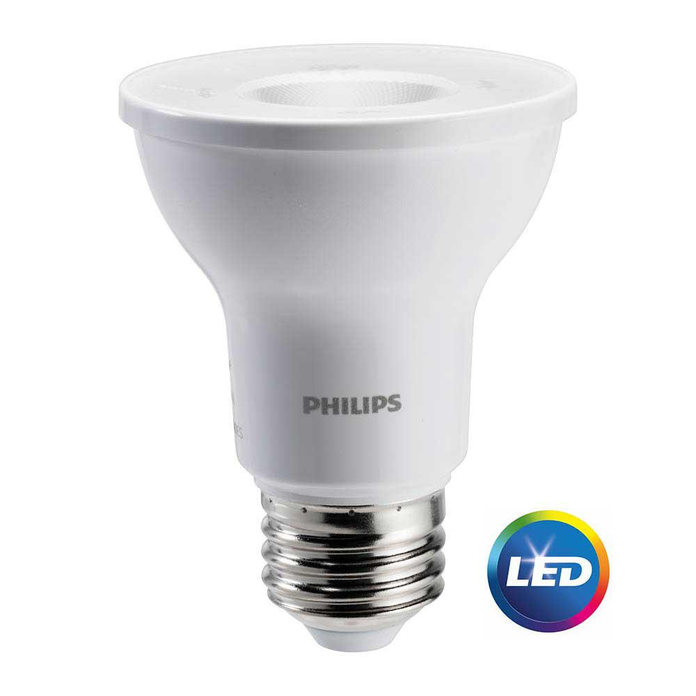 Led Verlichting 50 Lampjes Philips 50 Watt Equivalent Par20 Led Energy Star Light Bulb Bright White So