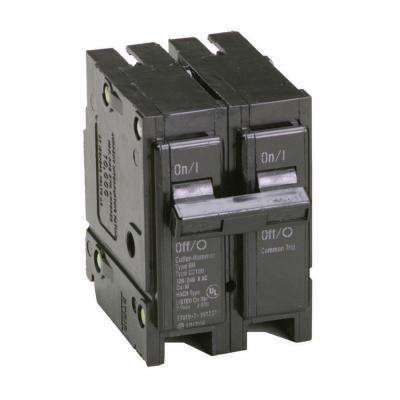 2 Pole Breakers - Circuit Breakers - The Home Depot