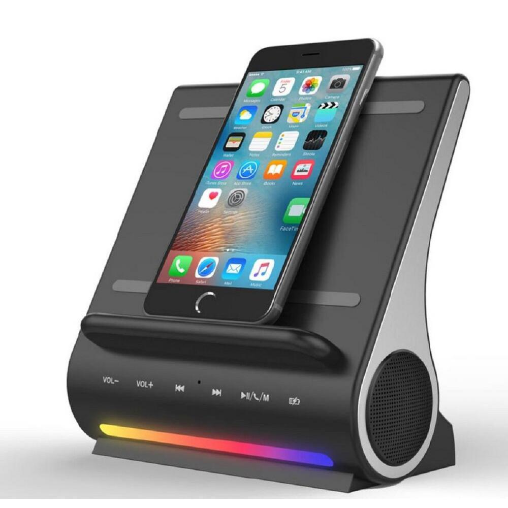 Stylish Charging Station D100 Dockall Qi Wireless Charging And Docking Station