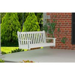 Small Crop Of Porch Swing With Stand