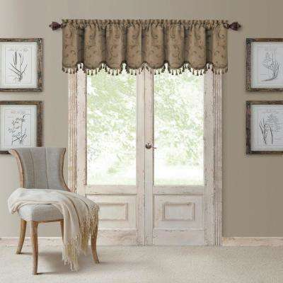 Window Scarves  Valances - Window Treatments - The Home Depot