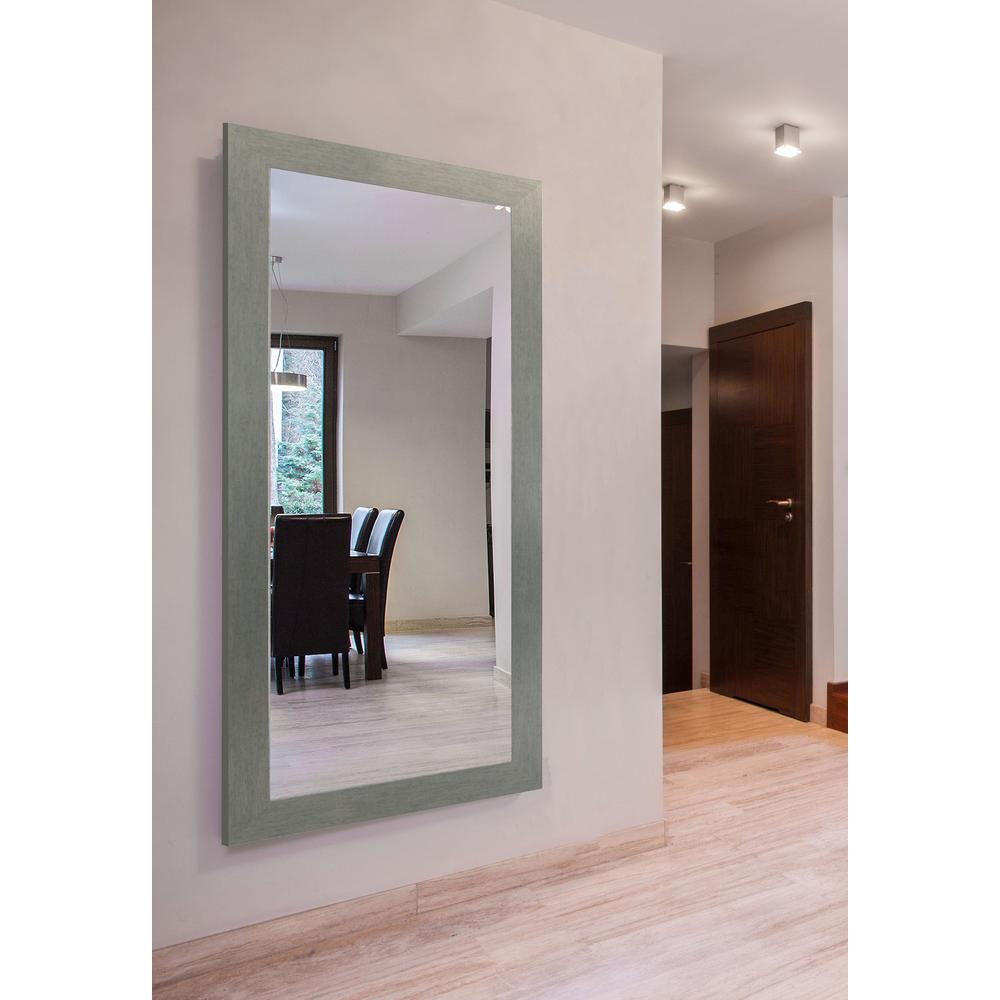 Large Wall Mirrors 64 In X 35 In Yukon Silver Extra Large Vanity Mirror
