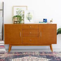 Walker Edison Furniture Company 60 in. Mid-Century Modern ...