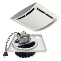 NuTone QuicKit 60 CFM 2.5 Sones 10 Minute Bathroom Exhaust ...