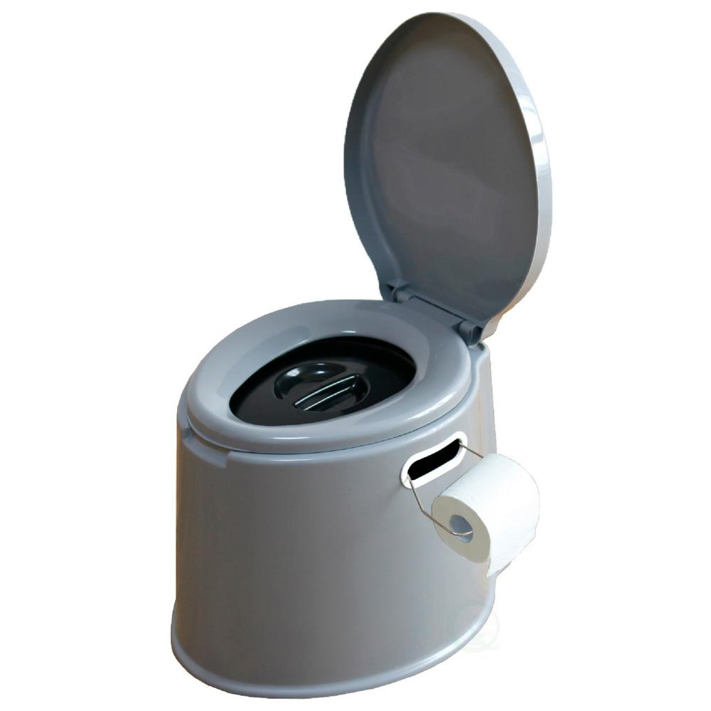 Camping Toilet Playberg Portable Travel Toilet For Camping And Hiking Non Electric Waterless Toilet