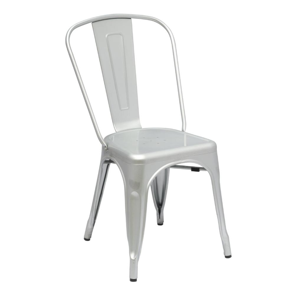 Famous Chair Silver Talix Dining Chair