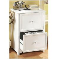 Home Decorators Collection Oxford White File Cabinet ...