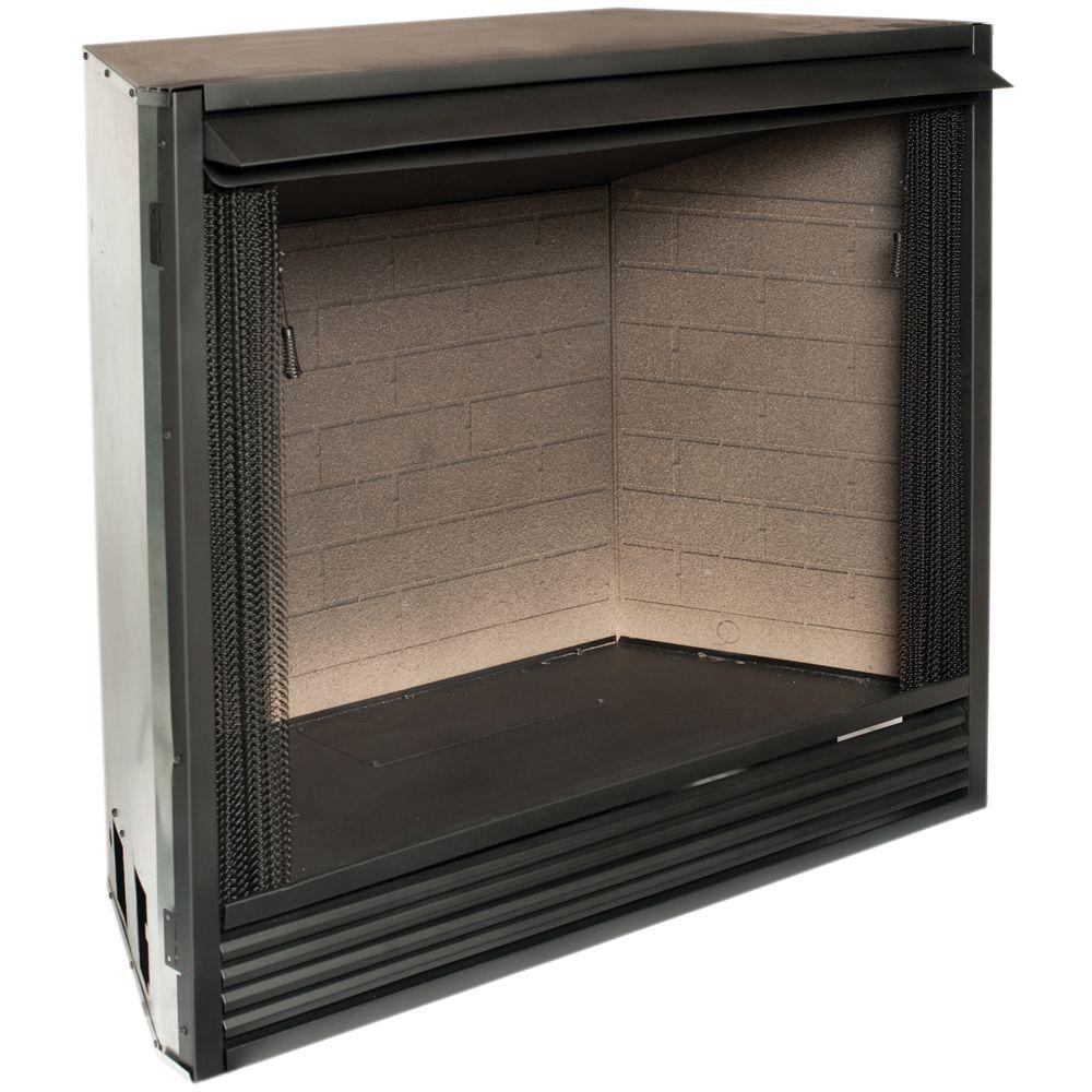 Propane Fireplace Inserts Gas Fireplace Inserts Fireplace Inserts The Home Depot