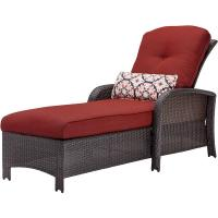 Outdoor Chaise Lounge Sofa Round Wicker Chaise Lounge With ...