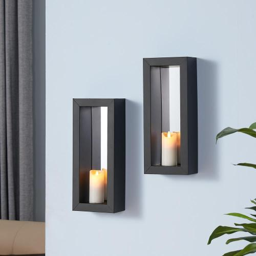 Medium Of Wall Candle Holders