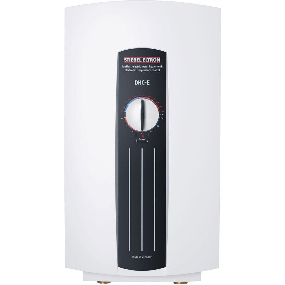 Stiebel Eltron Dhc E 12 12 Kw 2 34 Gpm Point Of Use Tankless Electric Water Heater Dhc E 12 - Stiebel Eltron