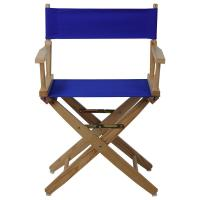 American Trails Extra-Wide 18 in. Natural Frame/Royal Blue ...