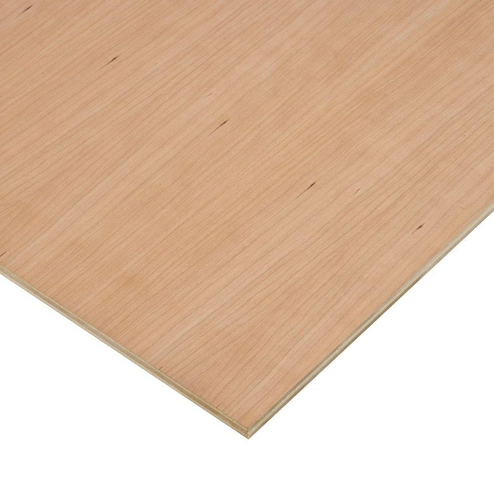 Mdf Panel Columbia Forest Products 1 4 In X 2 Ft X 4 Ft Purebond Cherry Plywood Project Panel Free Custom Cut Available