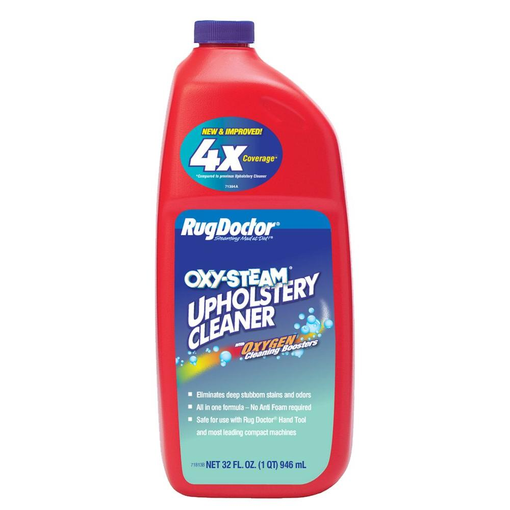 Sofa Foam Cleaner Rug Doctor 32 Oz Upholstery Cleaner