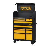 DEWALT 40 in. 11-Drawer Rolling Bottom Tool Cabinet and ...