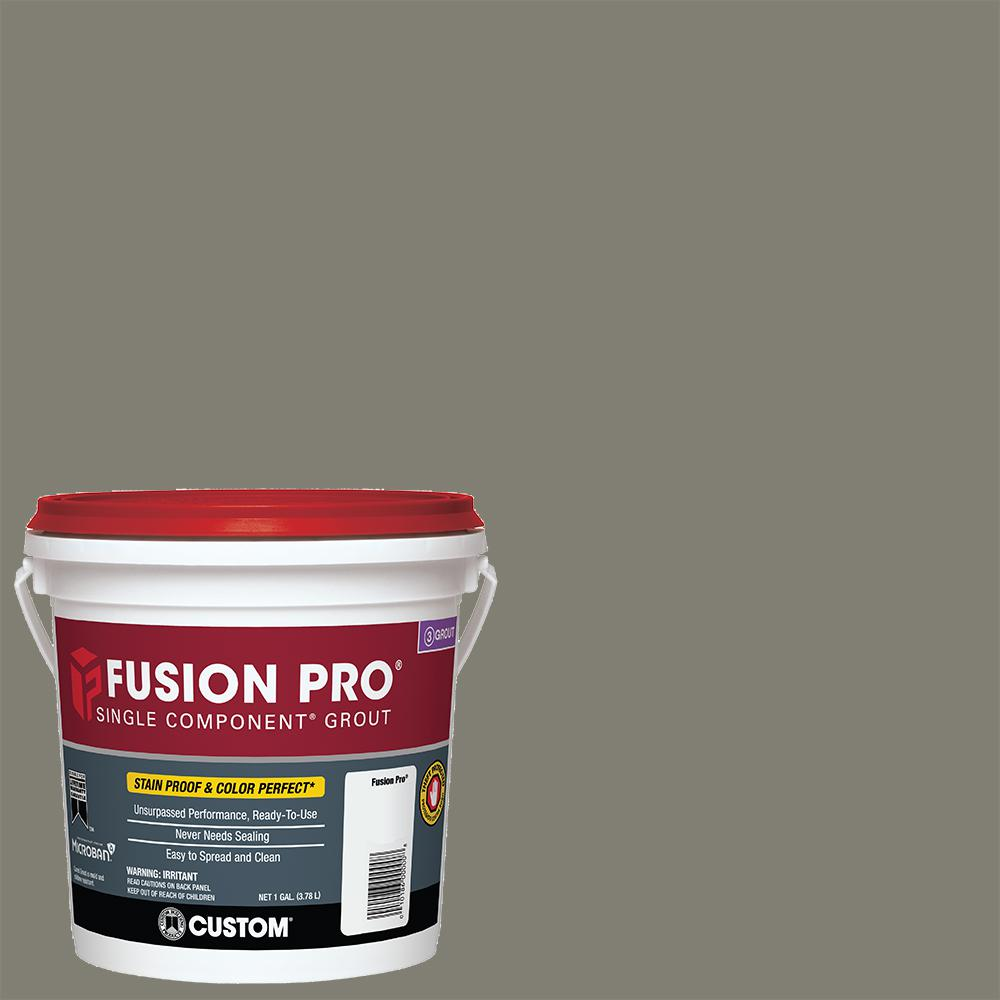 Fusion Pro Custom Building Products Fusion Pro 09 Natural Gray 1 Gal Single Component Grout