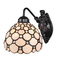 Amora Lighting Tiffany Style Wall Lamp-AM110WL08 - The ...