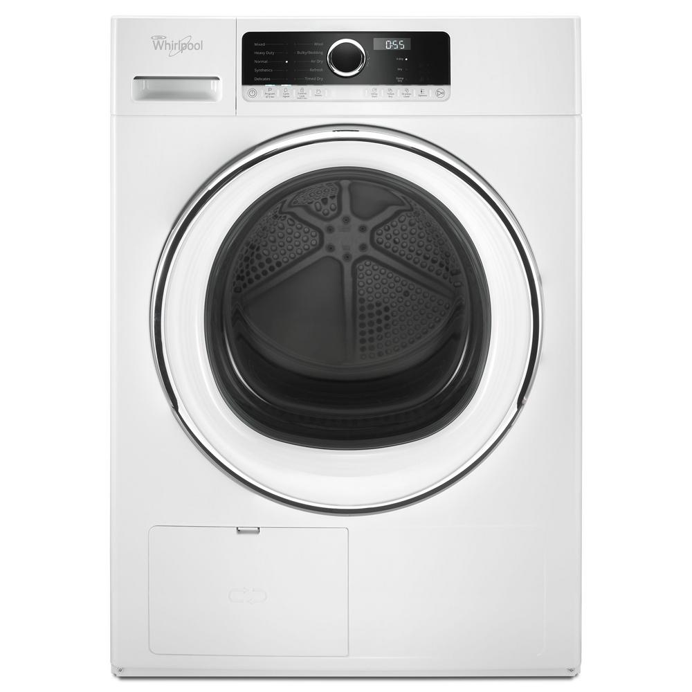 Whirlpool Appliances Canada Whirlpool Whd5090gw 24 Inch Electric Dryer With 4 3 Cu Ft