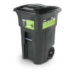 Small Crop Of 64 Gallon Trash Can