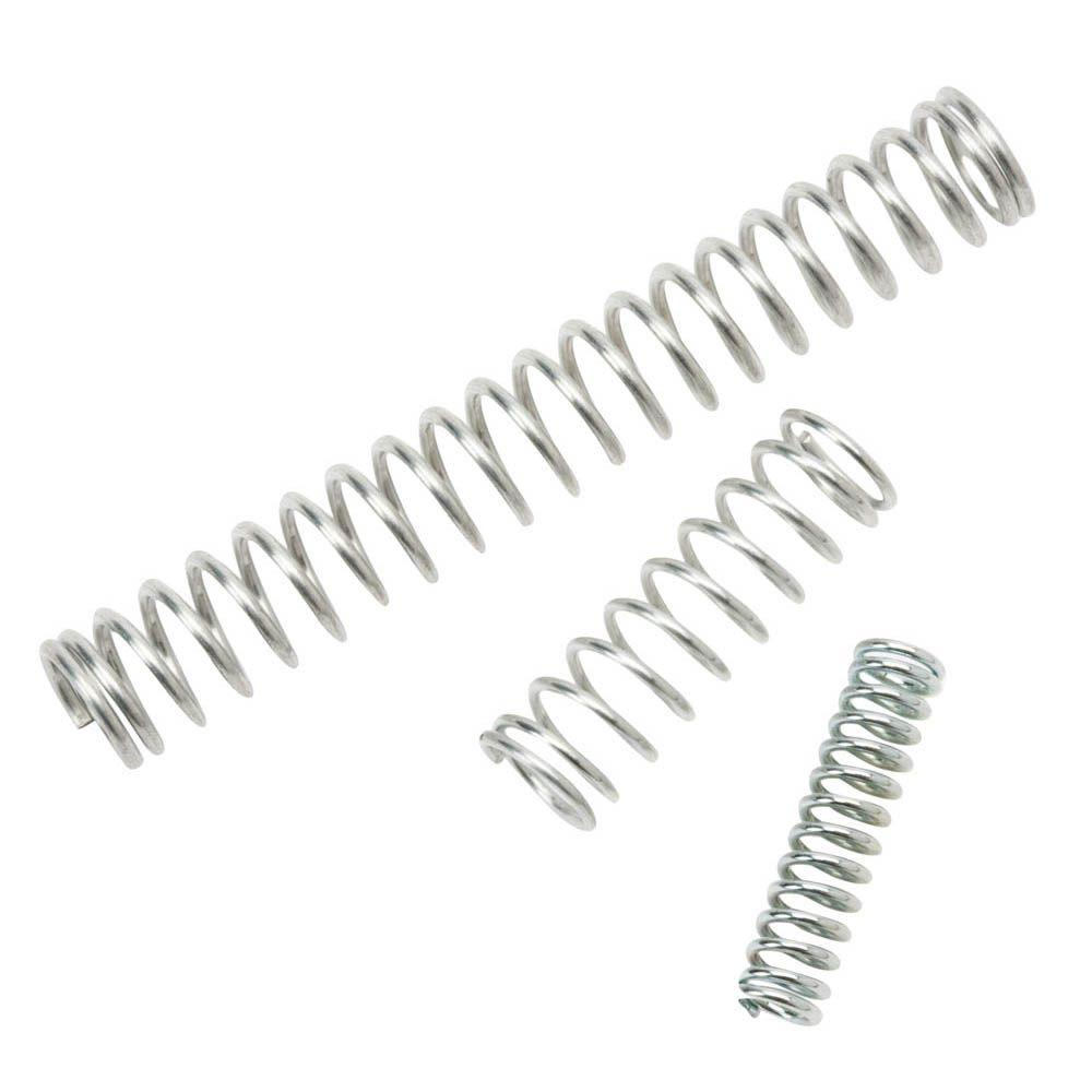 Compression Springs Everbilt Zinc Plated Compression Spring 6 Pack