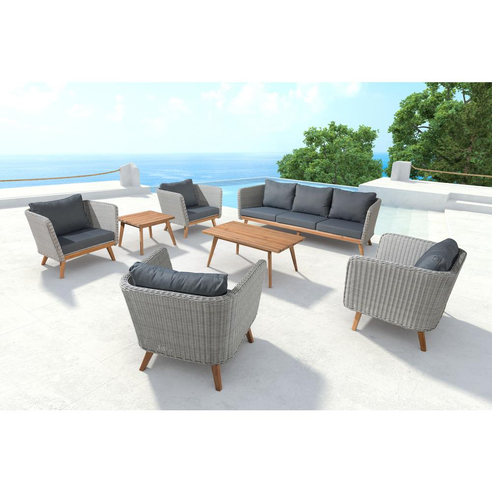 Sofa Grace Zuo Grace Bay Patio Sofa In Natural And Gray