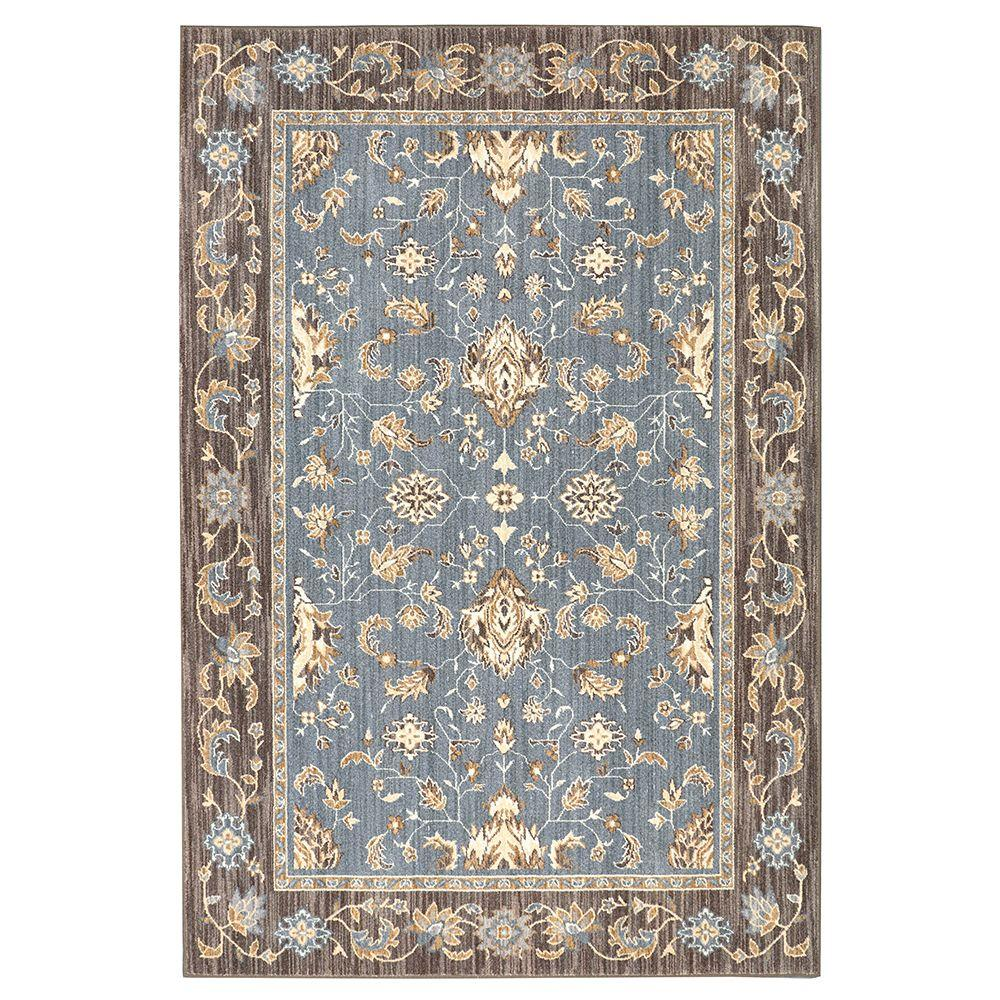 Mohawk Home Perfection Sea 5 Ft 3 In X 7 Ft 10 In Area - Mohawk Rugs