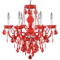Red Crystal Chandelier | www.pixshark.com - Images ...