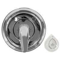 DANCO Single-Handle Valve Trim Kit in Chrome for MOEN Tub ...