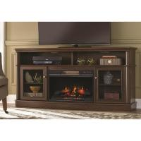 Home Decorators Collection Tolleson 68 in. Media Console ...