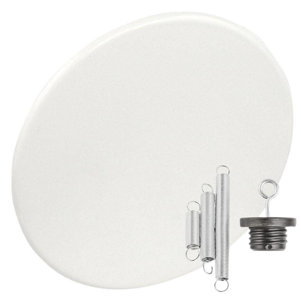 Ceiling Light Covers Garvin Round 8 In White Recessed Can Light With Blank Up Cover