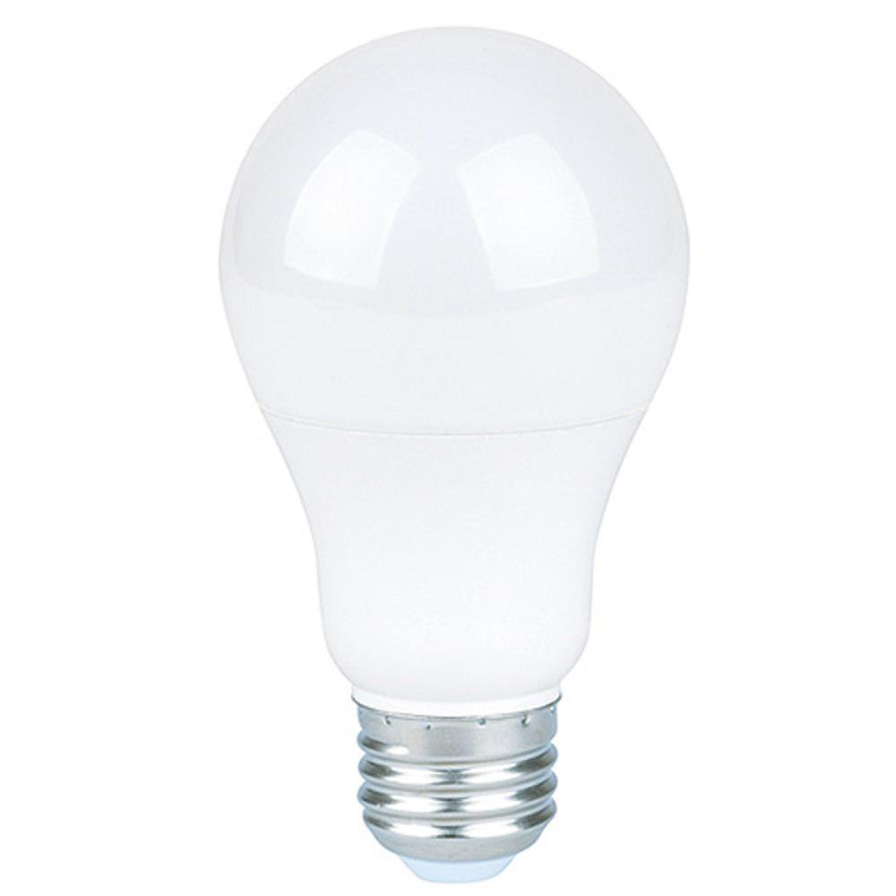 40 Watt Led Halco Lighting Technologies 40 Watt Equivalent 6 Watt A19 Non Dimmable Led Soft White 3000k Light Bulb 80972