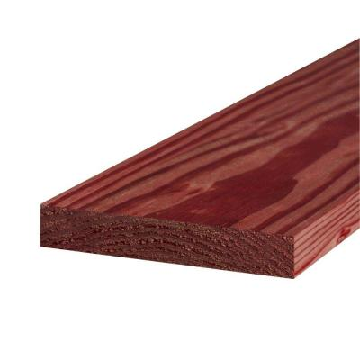 2 in x 10 in x 16 ft #2 Pressure-Treated Lumber-2550253 - The