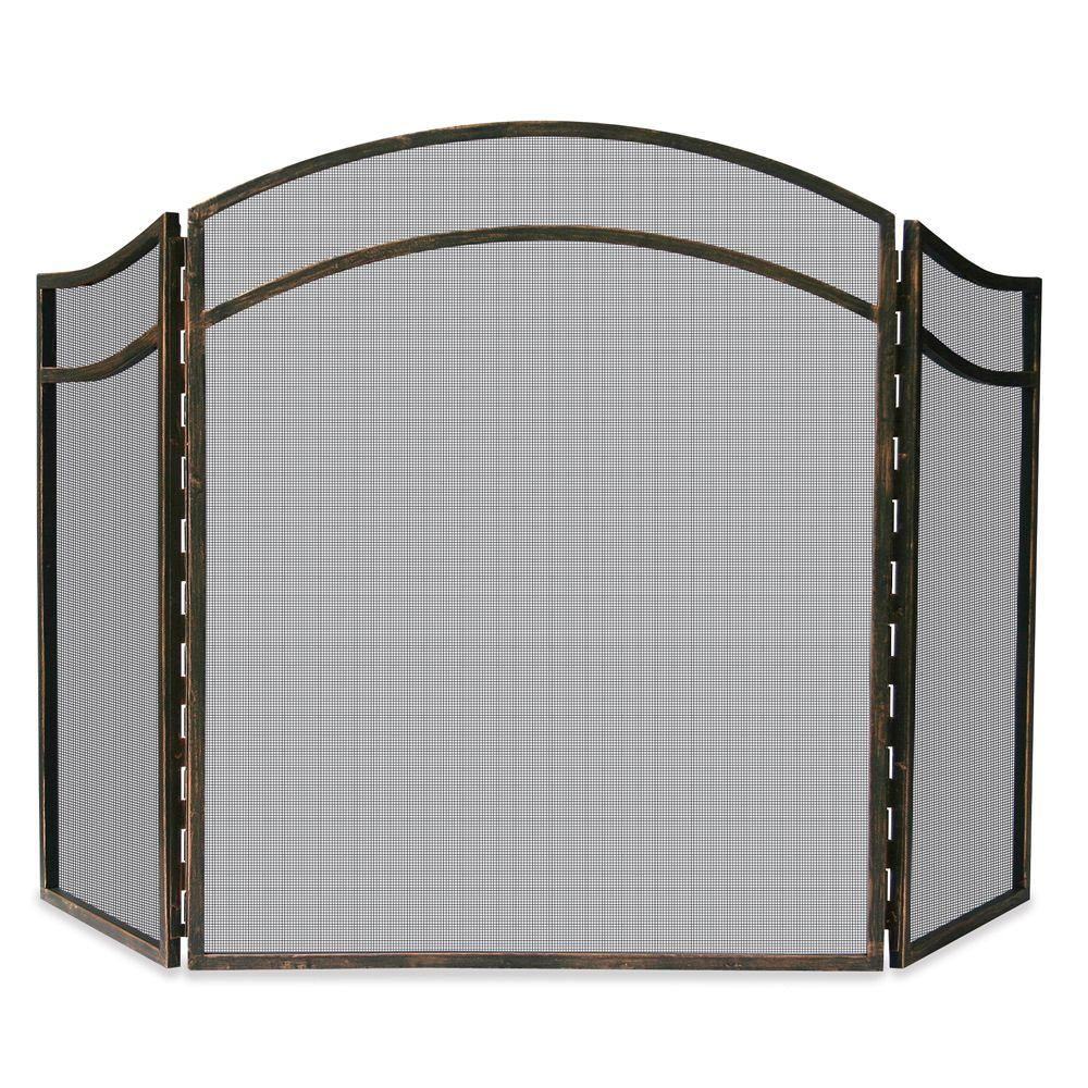 Fireplace Screen Home Depot Fireplace Screens Fireplaces The Home Depot