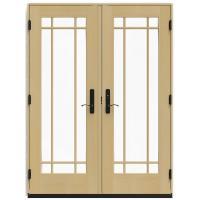 Right-Hand/Inswing - Double Door - French Patio Door ...
