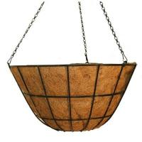 Vigoro 20 in. Metal Coco Hanging Basket-HBGRD20VG - The ...